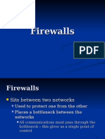 Firewalls Presentation(1)
