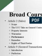 Commercial law slides pt 7
