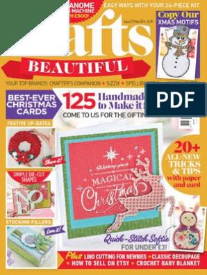 Craft Beautiful 2014 | Quilting | Adhesive