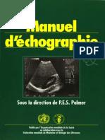 Manuel d'Echographie Fr Part1