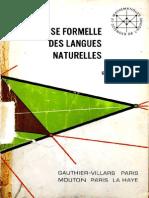 L'analyse formelle des langues naturelles - Chomsky.pdf