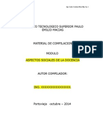 Modelo d¿Para Modulo de Materias