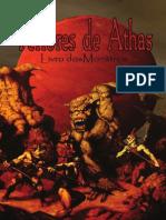 [D&D 3.5] Livro Dos Monstros Dark Sun