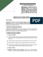Predictamen #UniónCivilYA 03marzo2015