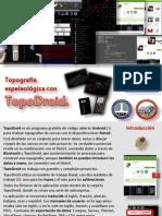 2015-03-01 Topografía Espeleológica TopoDroid