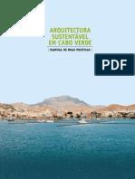 Arquitetura Sustentável Em Cabo Verde