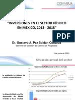 Inversiones en el Sector H ídrico en México, 2013 – 2018.pdf