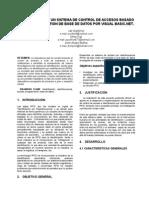 Informe RFID