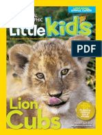 National Geographic Little Kids March April