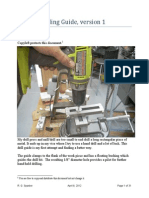 Metal Drill Guide