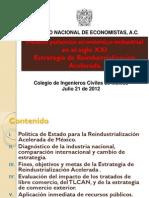 México potencia económico-industrial en el siglo XXI Estrategia de Reindustrialización Acelerada.pdf