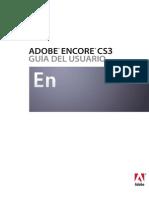 Ayuda de Encore CS3