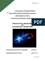 ElectricidadyMagnetismo 2015 II