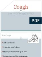 The Cough and cough oh love