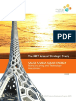 Kicp Solar Energy Study