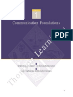 Communication Foundations