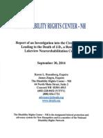 DRC JD Report Final