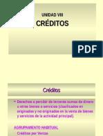 8 Créditos V2