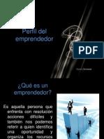Perfil Del Emprendedor