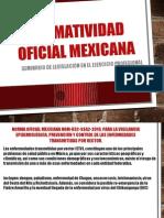 Normatividad Oficial Mexicana