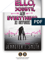 Hello, Goodbye, and Everything in Between (Preview)