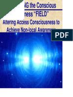 Access Awareness Consciousness