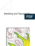 Bedding and Topography