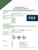 Evostik Impact Contact Adhesive Sds