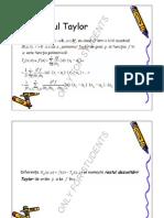23_polinomul Taylor Pentru Functii de Mai Multe Variabile