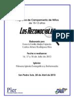 campamentolosreconocibles-130826105632-phpapp01