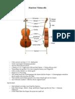 Handout Cello