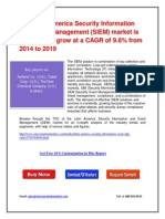 Latin America Security Information and Event Management (SIEM) Market Report