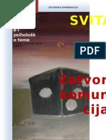 ZATVORSKA KOMUNIKACIJA; SVITAC; MART 2015; III GOD.