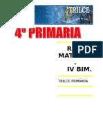 RAZ. MAT. IV BIM