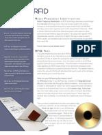 Barcoding Inc RFID Report
