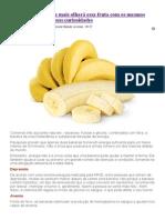 Banana_ Você Nunca Mais Olhará Essa Fruta Com Os Mesmos Olhos Após Saber Dessas Curiosidades _ Jornal Ciência