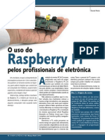 O Uso Do Raspberry Pi
