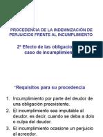 12) Efectos en Caso de Incumplimiento II