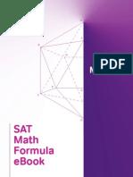 SAT Math Formula eBook