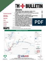 Updated Health Bulletin Volume 2 Issue 10