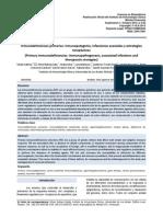 Ula Inmunod Primaria