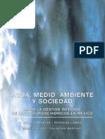 Agua Medio Ambiente y Sociedad Mexico