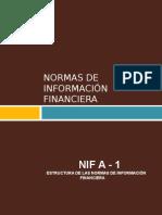 Normas de Informacion Financiera