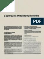 Control de Mantenimiento Preventivo 8