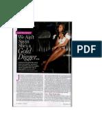 Inside the Life of a Golddigger- Essence June 2010