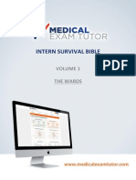 The Wards Intern Survival Bible Volume 1