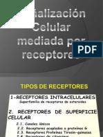 Temas 6 Señalización Celular Mediada Por Receptores