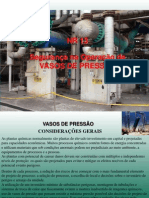 Treinamento Para Operadores Vasos de Pressao Revisão 1