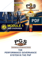 Module 1 Pgs Overview