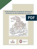 Plano Municipal de Resíduos Sólidos-SBC